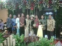 pernikahan Rudi Wasono